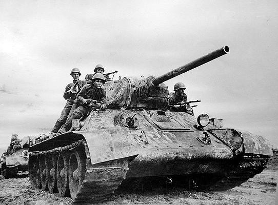 КакСССР создавал лучшие танки вмире