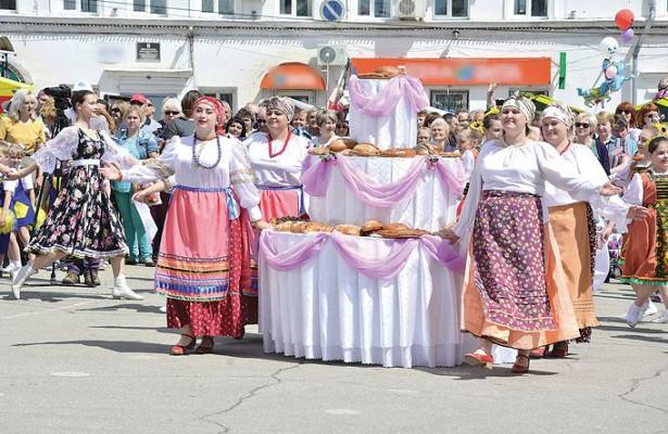 Городу Богородск исполняется 95лет