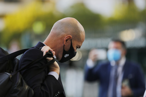 Зидан продолжит работу в«Реале» доконца нынешнего сезона