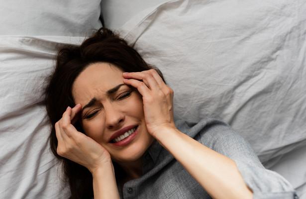 Начтоуказывает боль вразных частях головы