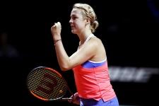 Мертенс иСхурс— 4-япара, гарантировавшая себе участие вИтоговом турнире WTA