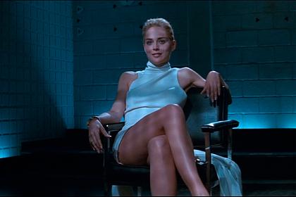 Шэрон Стоун оголилась ради роли в«Основном инстинкте»