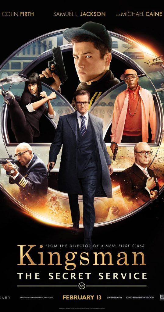 Kingsman: The Secret Service Subtitles