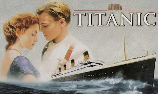 Titanic 1997 Dual Audio 550MB BRRip 720p Hindi - English