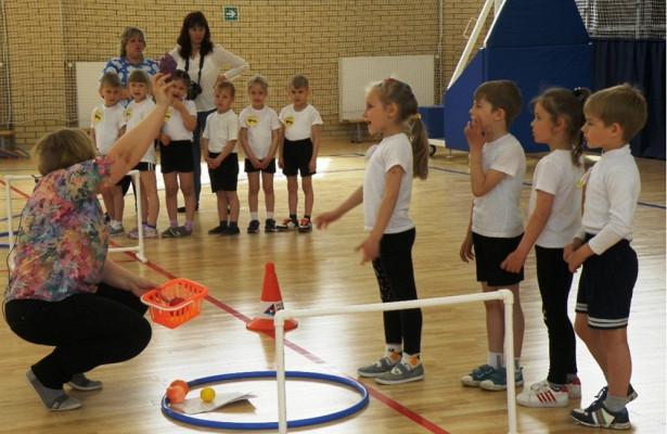 «Карабашмедь» подарила спортивный праздник дошкольникам
