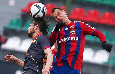 Молодёжка «Арсенала» уступила ЦСКА сосчётом 0:2