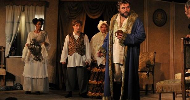 Малый театр едет воВладикавказ на«Большие гастроли»