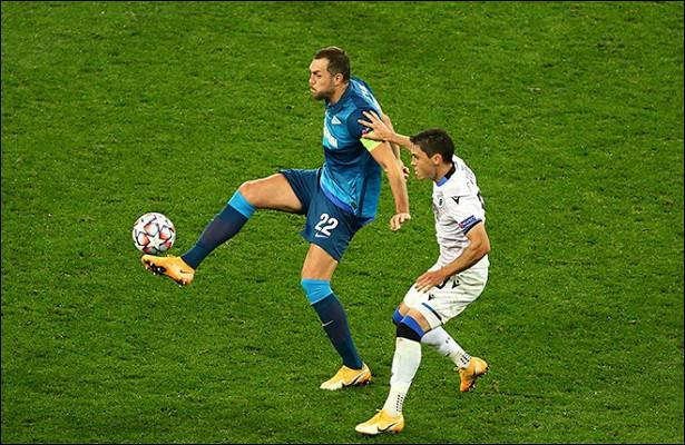 Дзюба назвал характер россиян причиной проигрыша «Брюгге»