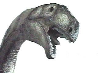 Американские ученые узнали температуру тела динозавров