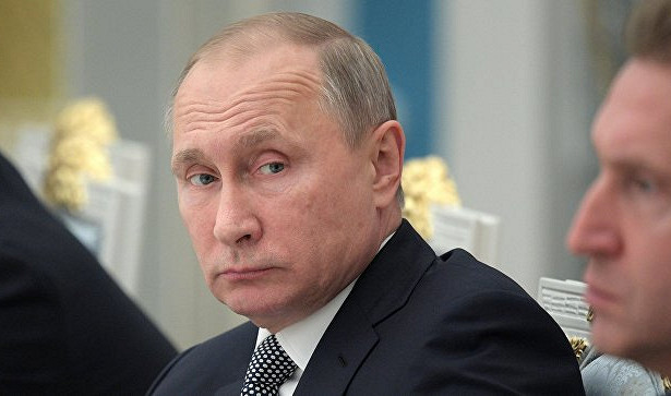 Путин проведет расширенное заседание коллегии Минобороны России