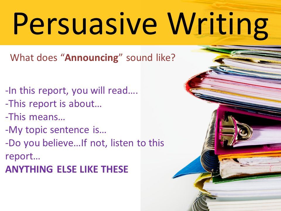 Write my write a persuasive essay