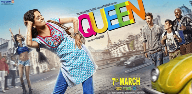 Download Queen 2014 Hindi 720p BluRay Movie Free