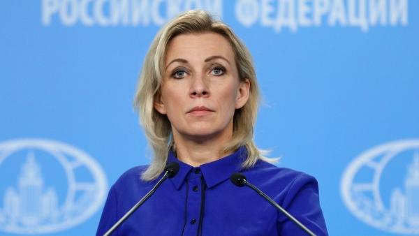 Захарова предложила странам Запада ввести санкции против самих себя