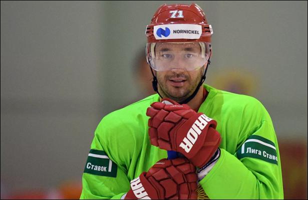 Ковальчук стал вторым капитаном «Авангарда»