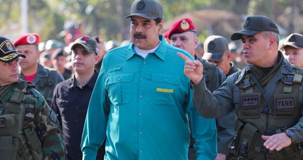 СШАпообещали $10млнзаинформацию осоратнике президента Венесуэлы