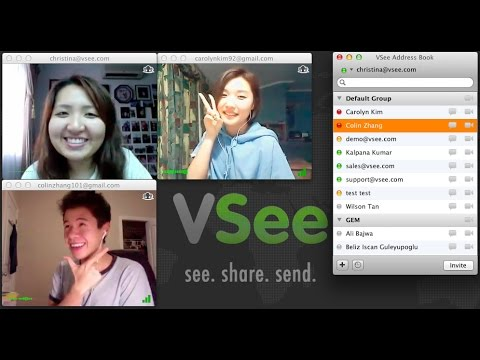 Vsee - Free downloads and reviews - CNET Downloadcom
