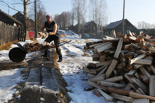 «Кормят обещаниями»: наУрале замерзает поселок