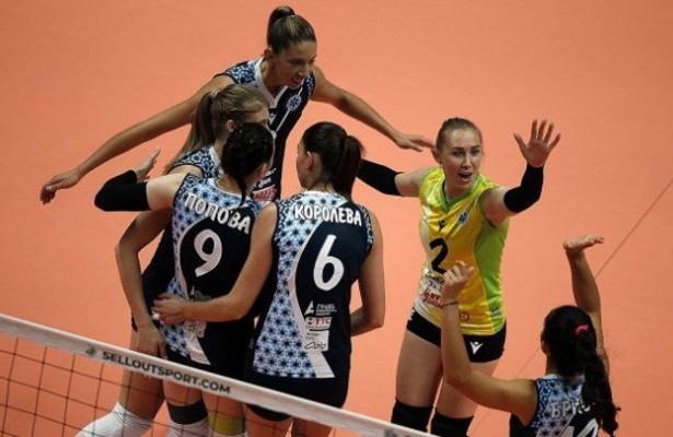 «Динамо-АкБарс» впяти сетах обыграло «Протон» вматче Суперлиги