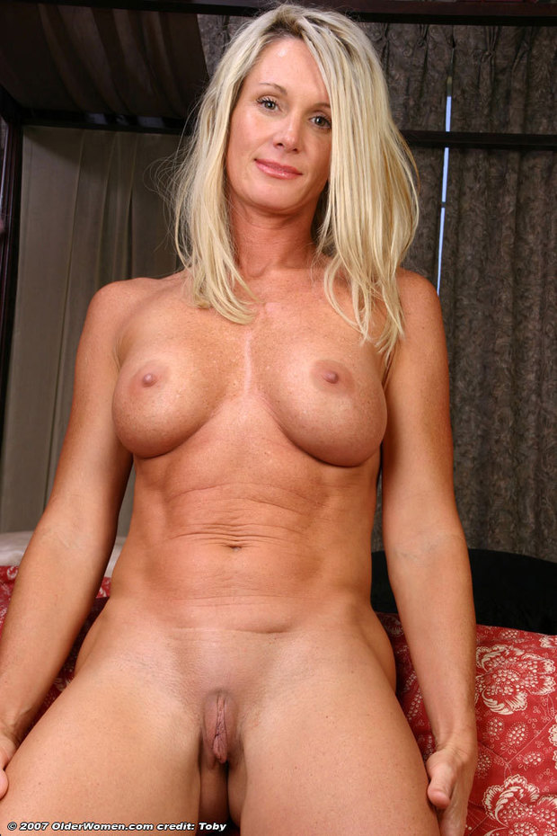 Santa barbara milf blonde