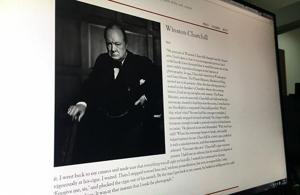Сверхнаглостью рожденный: какармянский гений Карш снял Черчилля иЧеГевару