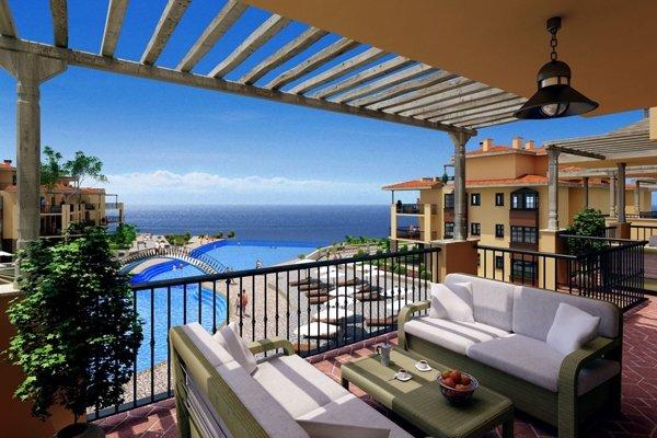 Квартира в Наксос с видом на море