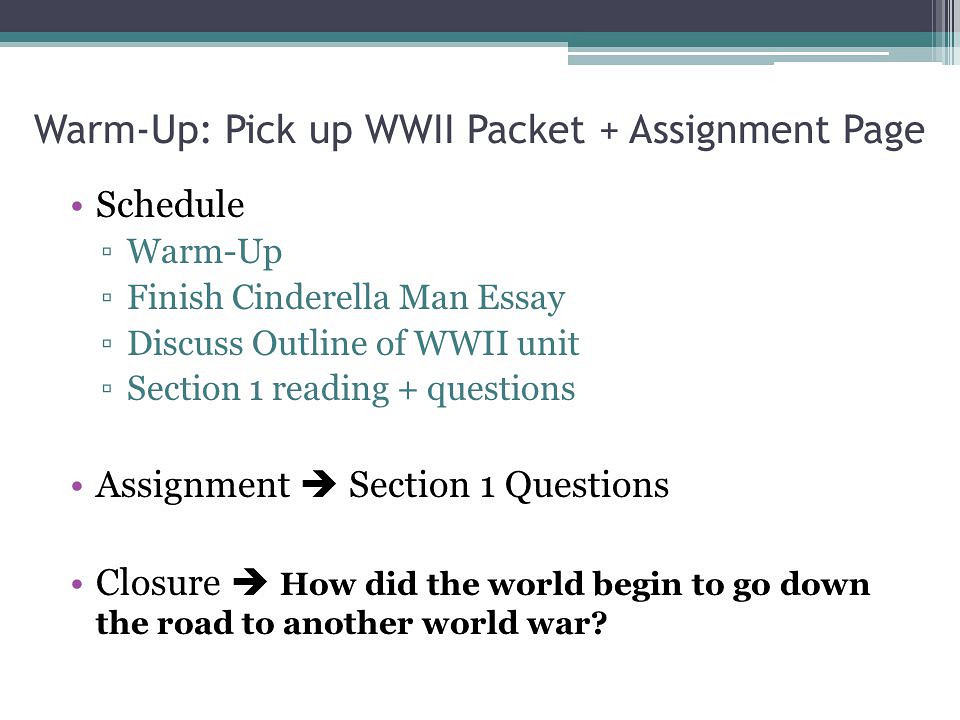 Thesis For Causes Of World War 1 - helicoptersummitcom