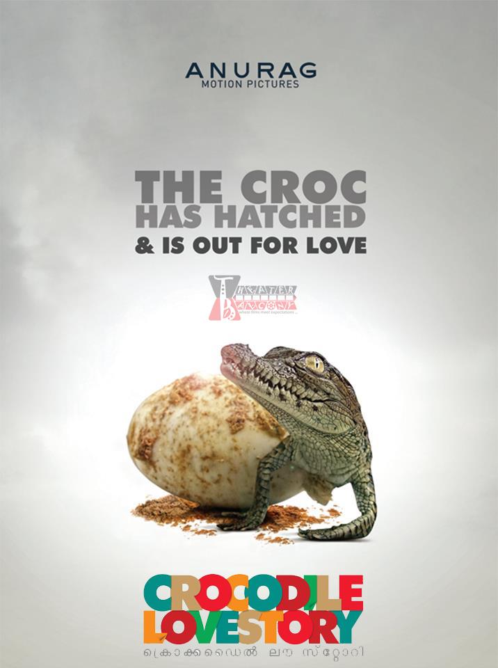 Crocodile Love Story Malayalam Movie 2013 Romantic