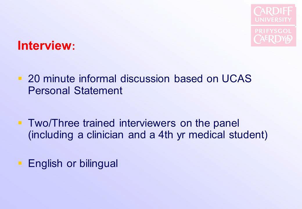 PGCE Personal Statements - University of Kent