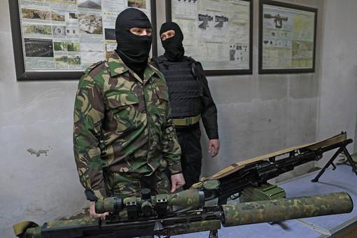 Полицию вооружат ручными пулеметами