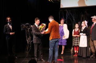 ВДоме актера подвели итоги конкурса «Самарская театральная муза-2017»