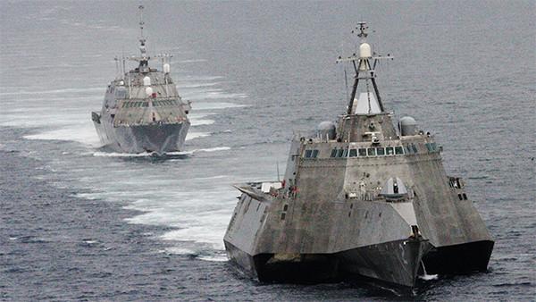 Литоральные боевые корабли СШАоказались небоеспособны