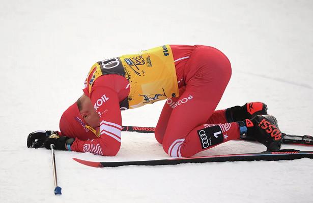 Канадский лыжник раскритиковал «безумие» висполнении Большунова