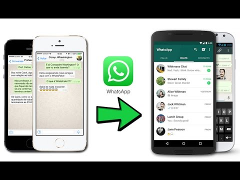 Top 3 Ways to Transfer WhatsApp Messages from Android
