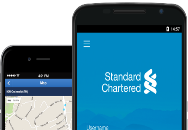 Standardchartered 401k online shopping mobile