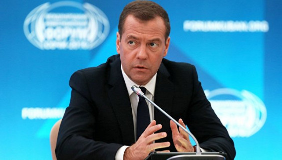 Медведев отметил спрос на мировом рынке на продукцию российских аграриев