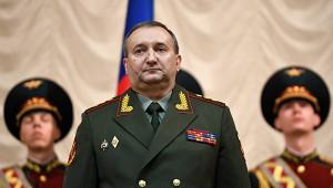 Путин уволил первого замглавы Росгвардии