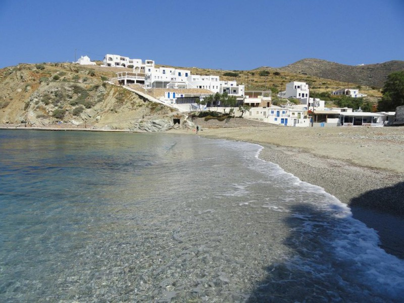 Квартира в остров Фолегандрос на берегу моря