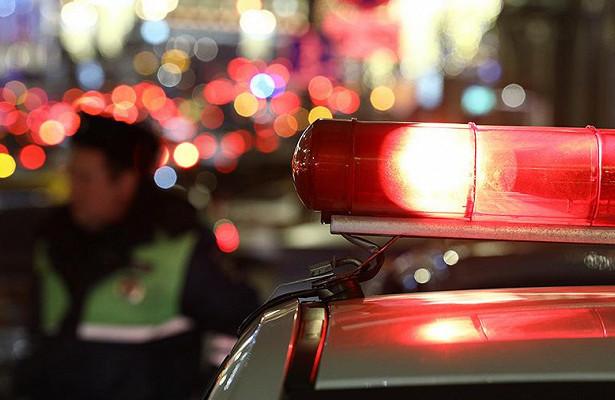 ВМоскве иномарка сбила помогавших раненому полицейскому россиян