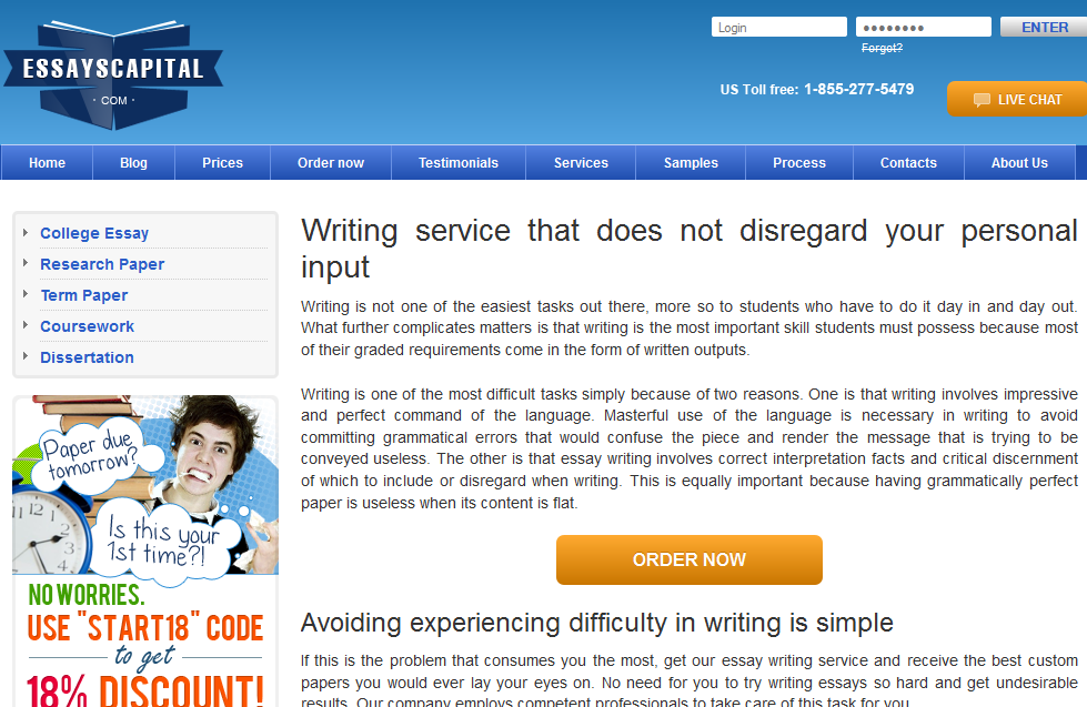 Best Essays For Sale-We Know How to Write