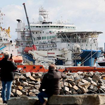 «Северный поток— 2»: вице-канцлер иминистр экономики ФРГподдержали достройку газопровода