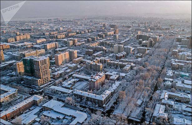Морозно, нобезосадков,— погода вБишкеке на28декабря