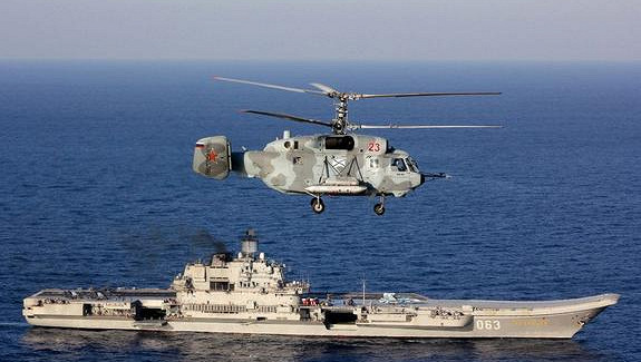 NI: вовремя похода российского «Адмирала Кузнецова» кберегам Сирии в2011-мвВМССШАбоялись, чтоонначнет тонуть