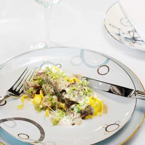 Пошаговые рецепты ресторанных блюд с фото