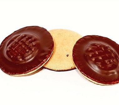 Рецепт Апельсиново-шоколадное печенье