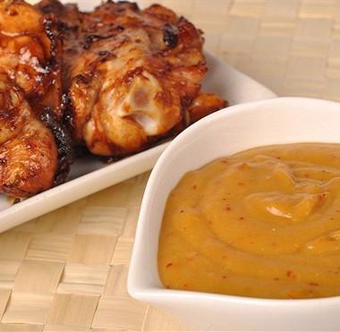 Рецепт Сладкий абрикосовый соус