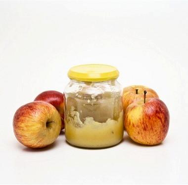 Рецепт Мусс изсвежих яблок