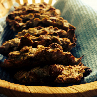 Рецепт Банановое печенье