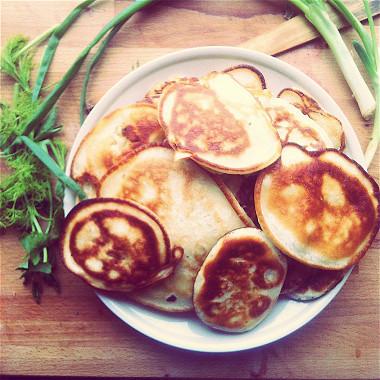 рецепт оладьев на бифитке