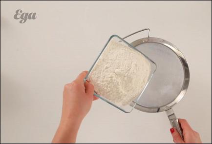 Фото приготовления рецепта: Американский тыквенный пирог с корицей - шаг 1