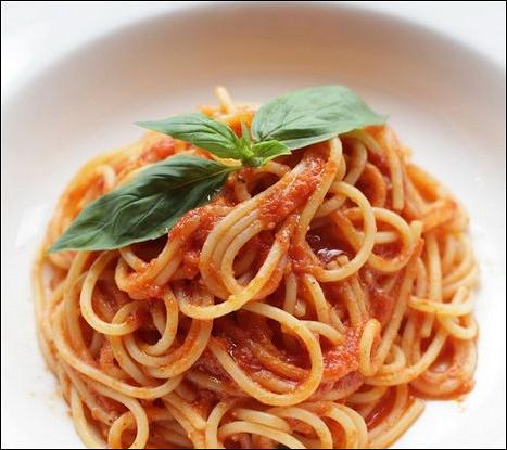 Паста с томатами и сыром рецепт пошагово